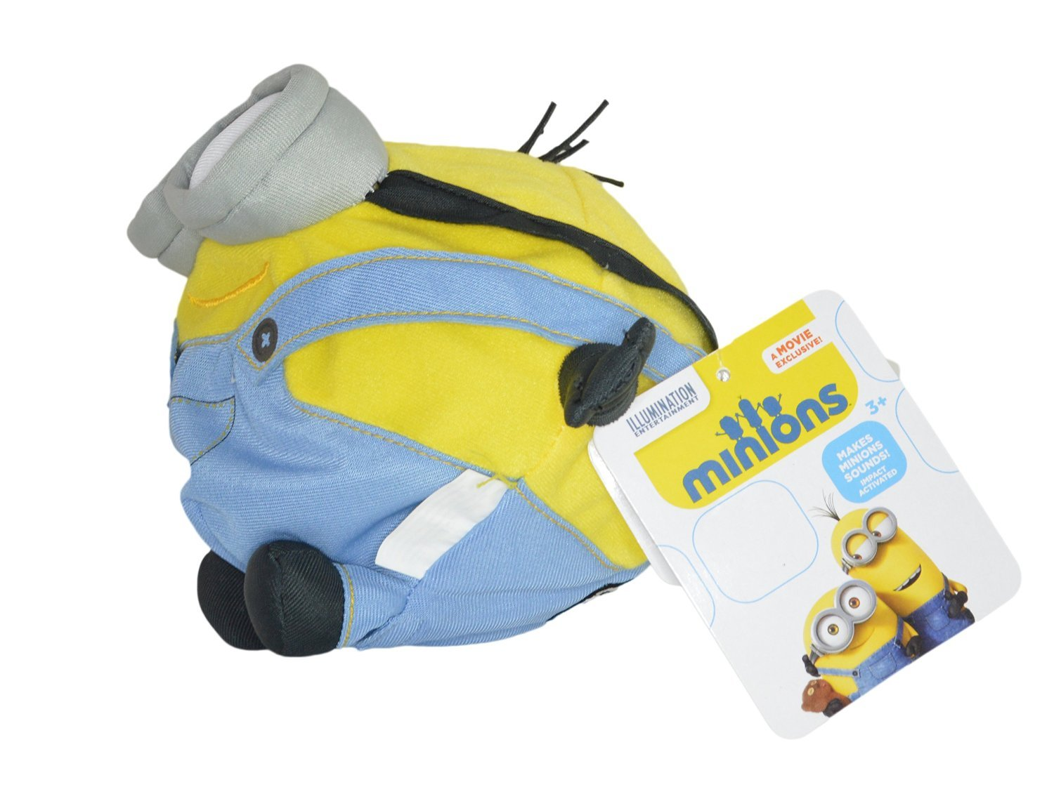 Nightzone light up rebound ball - Amazon Com The Minions Kevin Fuzzbie Despicable Me 7 Minion Fuzzbies Toys Games