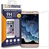 Le Eco Max 2 Tempered Glass Screen Guard Protector Ultra Strong (9H)-Slim by CaseMania with Gift Card of Rs.200.
