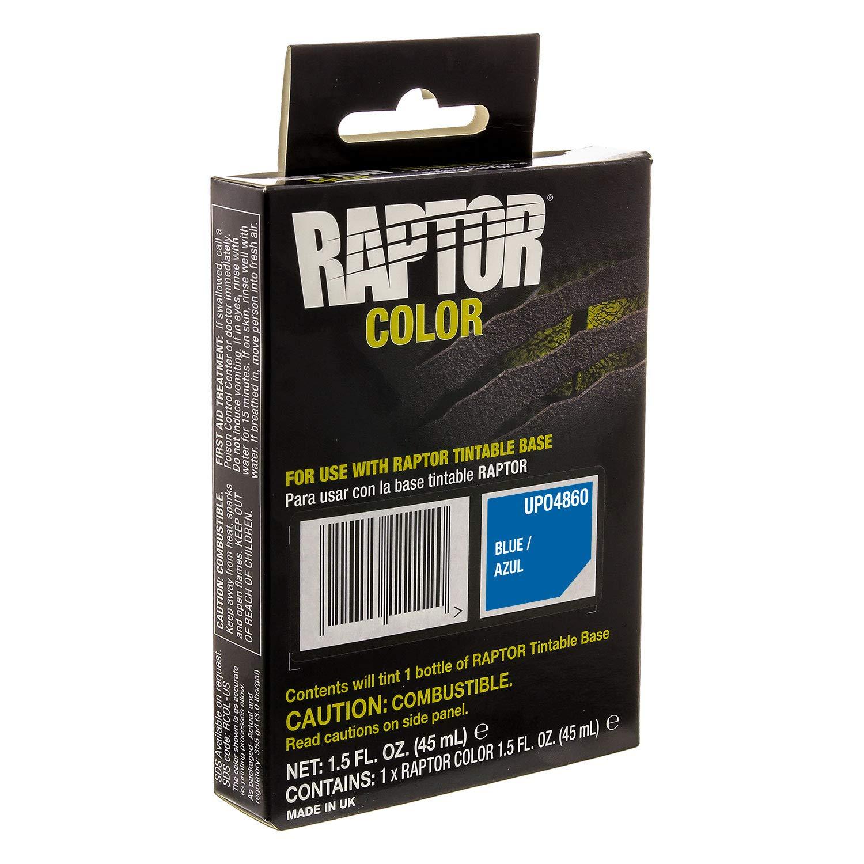 Blue U-Pol Raptor Color Tint Pouches