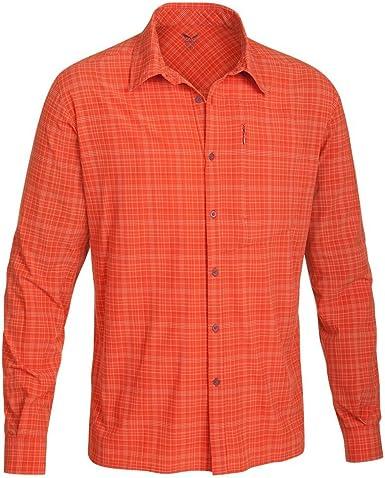 SALEWA Fianit 2.0 Dry ML/S SRT - Camisa/Camiseta para Hombre