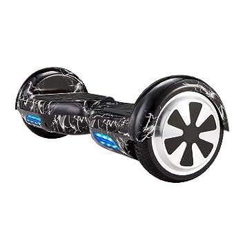 Megawheels 6.5 Pulgadas Patinete Electrico 2 * 250W Motor ...