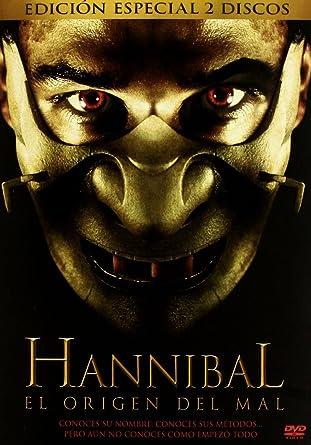 Hannibal El Origen Del Mal Edición Especial Dvd Amazon Es Dominic West Gong Li Gaspard Ulliel Rhys Ifans Peter Webber Dominic West Gong Li Cine Y Series Tv