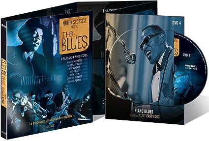 Pack: The Blues (4 DVDs): Amazon.es: Taj Mahal, Marcia Ball, Ray ...