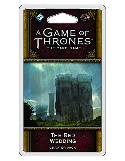 When Is The Red Wedding.Amazon Com A Game Of Thrones Lcg Second Edition The Red