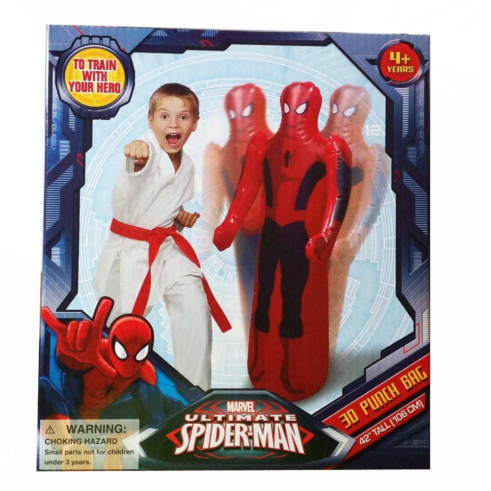 【国内配送】 Marvel Punch Ultimate Spider-Man Spider-Man 3D Punch B0108CI5ZQ Bag B0108CI5ZQ, ウォールデコレーションストア:5d89cc93 --- arianechie.dominiotemporario.com