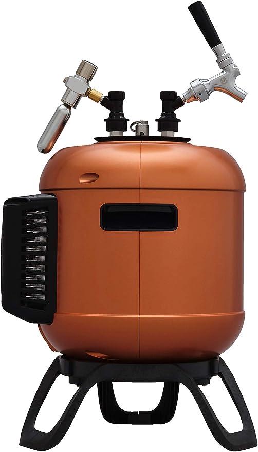 MiniBrew Smart Keg 2.0 Barril Adicional para el Kit de elaboración ...