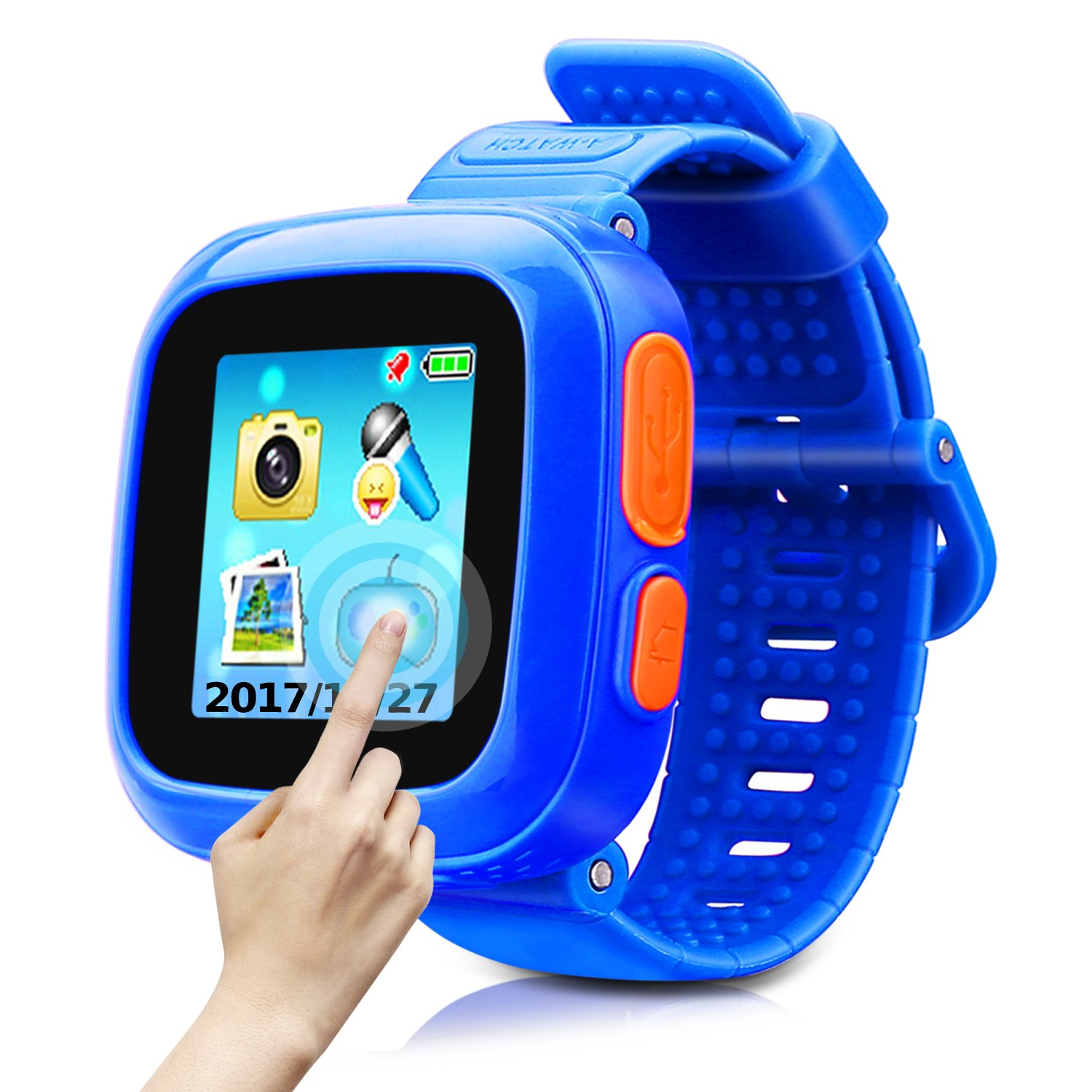 Game Smart Watch Of Kids, Girls Watch With Game,Kids Smartwatch With Game Wrist Watch Education Toys Boys Girls Gifts