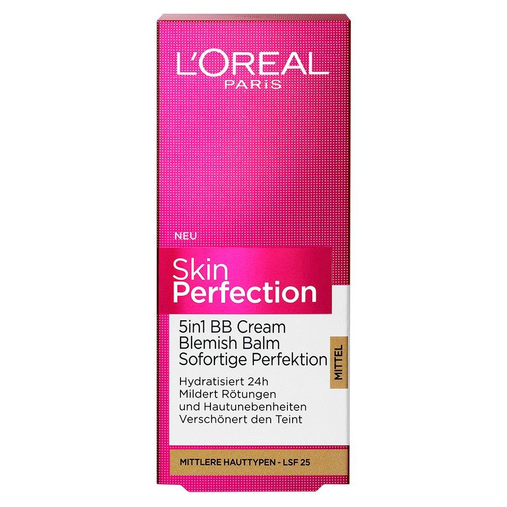 Loreal Skin Perfection Bb Cream Fair 50 Ml Healthcenter 3600522456421
