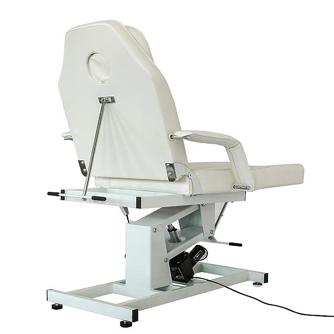 Sillón de masaje Beauty Salon cama eléctrico reclinable ...
