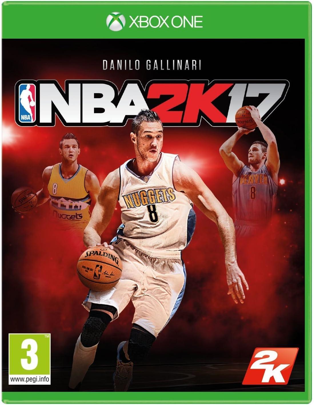 NBA 2k17: Amazon.es: Videojuegos