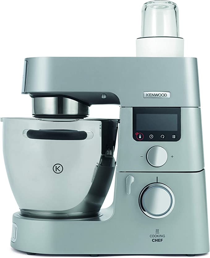 Kenwood AT320A Accesorio de Robot de Cocina, Vidrio, De plástico, Transparente, Blanco: Amazon.es: Hogar