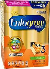 Enfagrow Premium Etapa 3 para Niños 12 Meses en Adelante, 1.1 kg, Vainilla