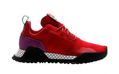 brand new 1cfa1 7f4c1 adidas F1.4 PK BZ0614 Chaussures de Fitness Homme, Multicolore-Rouge  écarlate