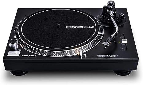 Reloop Plato RP-1000 MK2: Amazon.es: Instrumentos musicales
