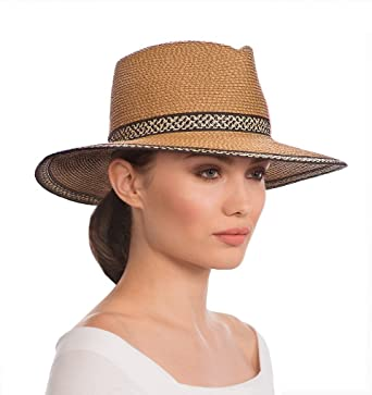 Image Unavailable. Image not available for. Color  Eric Javits Luxury Fashion  Designer Women s Headwear Hat ... 942c69f0256e