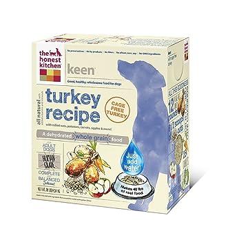 The Honest Kitchen Keen Organic Whole Grain Dog Food - Natural Human ...