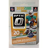 $73 » 2020 Panini Donruss Optic NFL Football HANGER box (20 cards/box)