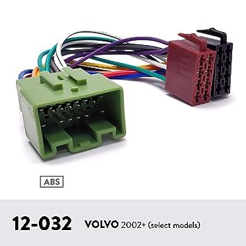 UGAR 12-032 Arnés para Volvo 2002+ (Seleccionar modelos): Amazon ...