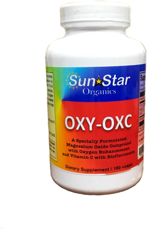 Oxy-Oxc - Magnesium Oxide Compound w/Oxygen Enhancement & Vitamin C, and Bioflavonoids