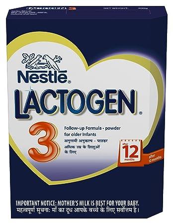 Amazon.com: Nestlé lactogen 3 seguimiento Fórmula infantil ...
