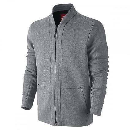 grossiste 6837a 99f1e Nike Tech Fleece Cardigan Veste pour Homme Multicolore Gris ...