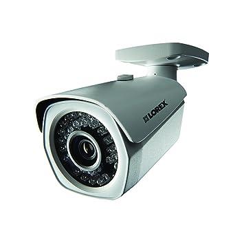 Lorex LNB3143RP - Cámara de Seguridad IP de Alta definición Impermeable (1080p) Color Negro