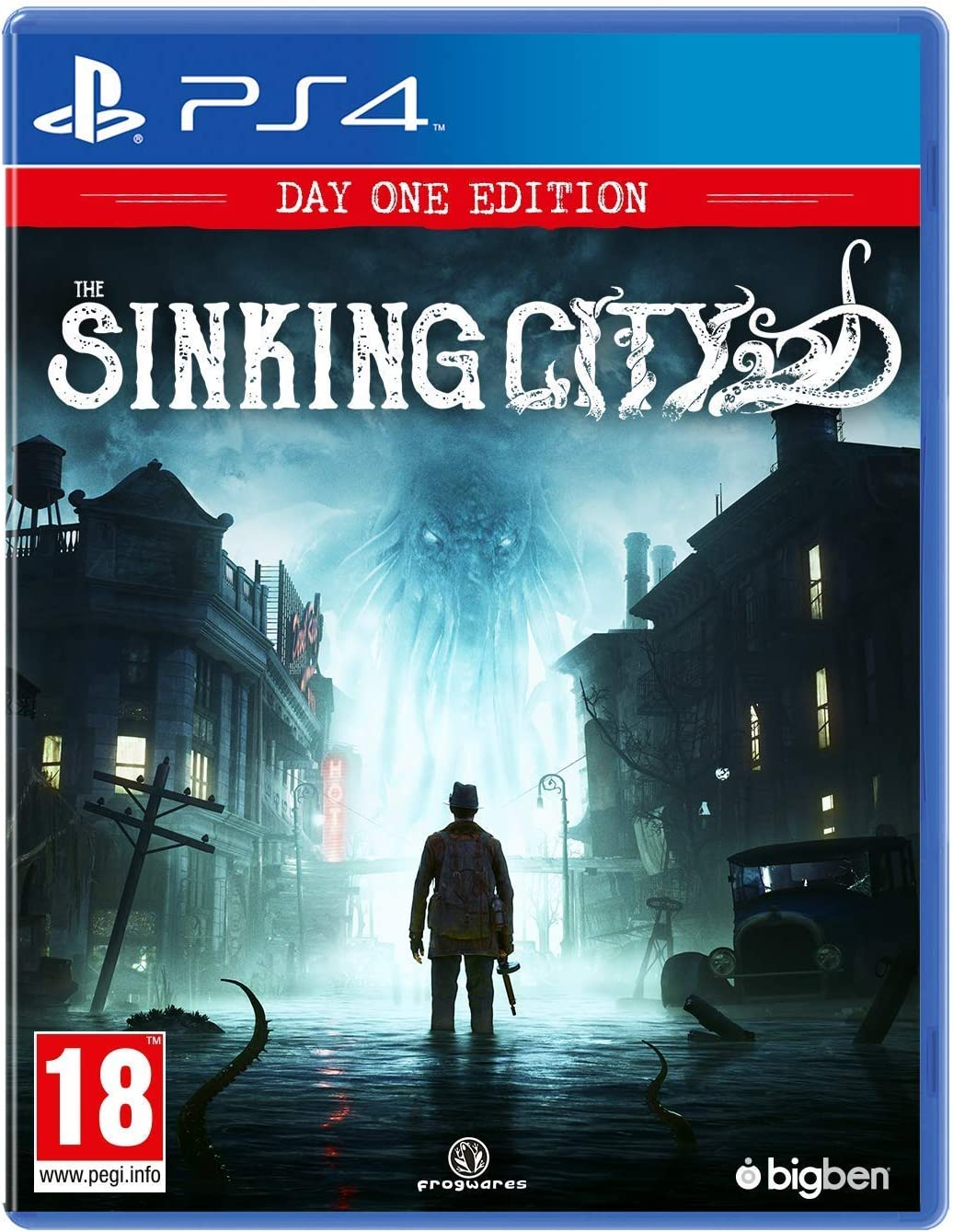 The Sinking City: Day One - Edition PS4 [Versión Española]