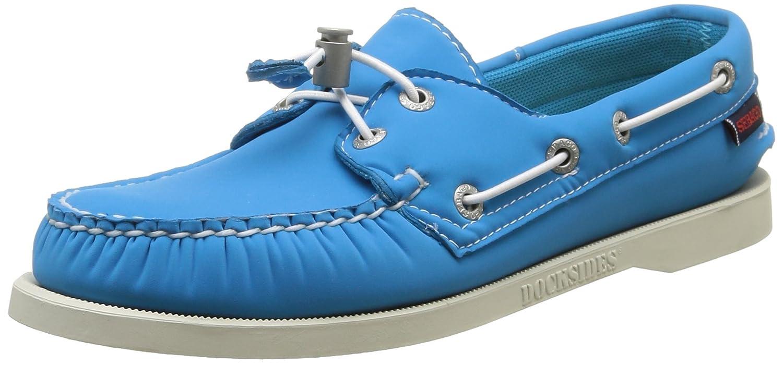 Blau (Aqua Blau Neoprene) Sebago Damen Docksides Stiefelschuhe