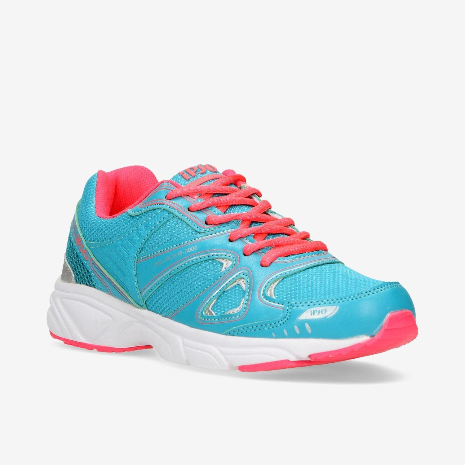 IPSO Zapatillas Running Azules Tech ir-3000 (Talla: 40): Amazon.es ...