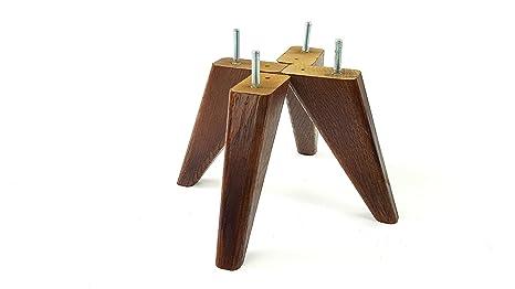 Knightsbrandnu u in legno massiccio di ricambio ad angolo