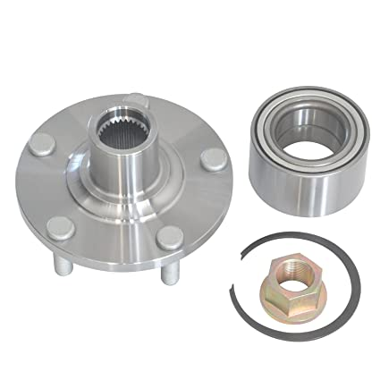 Amazon com: HAIHUA HH 1pc Front Left & Right Wheel Hub & Bearing