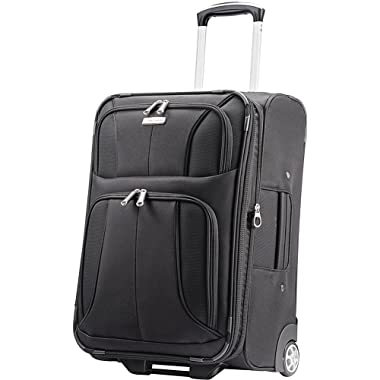 Samsonite Aspire XLite 21.5  Expandable Upright Black