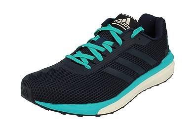 Adidas uomini 'vendicativo m scarpe da corsa, nero: le scarpe e borse