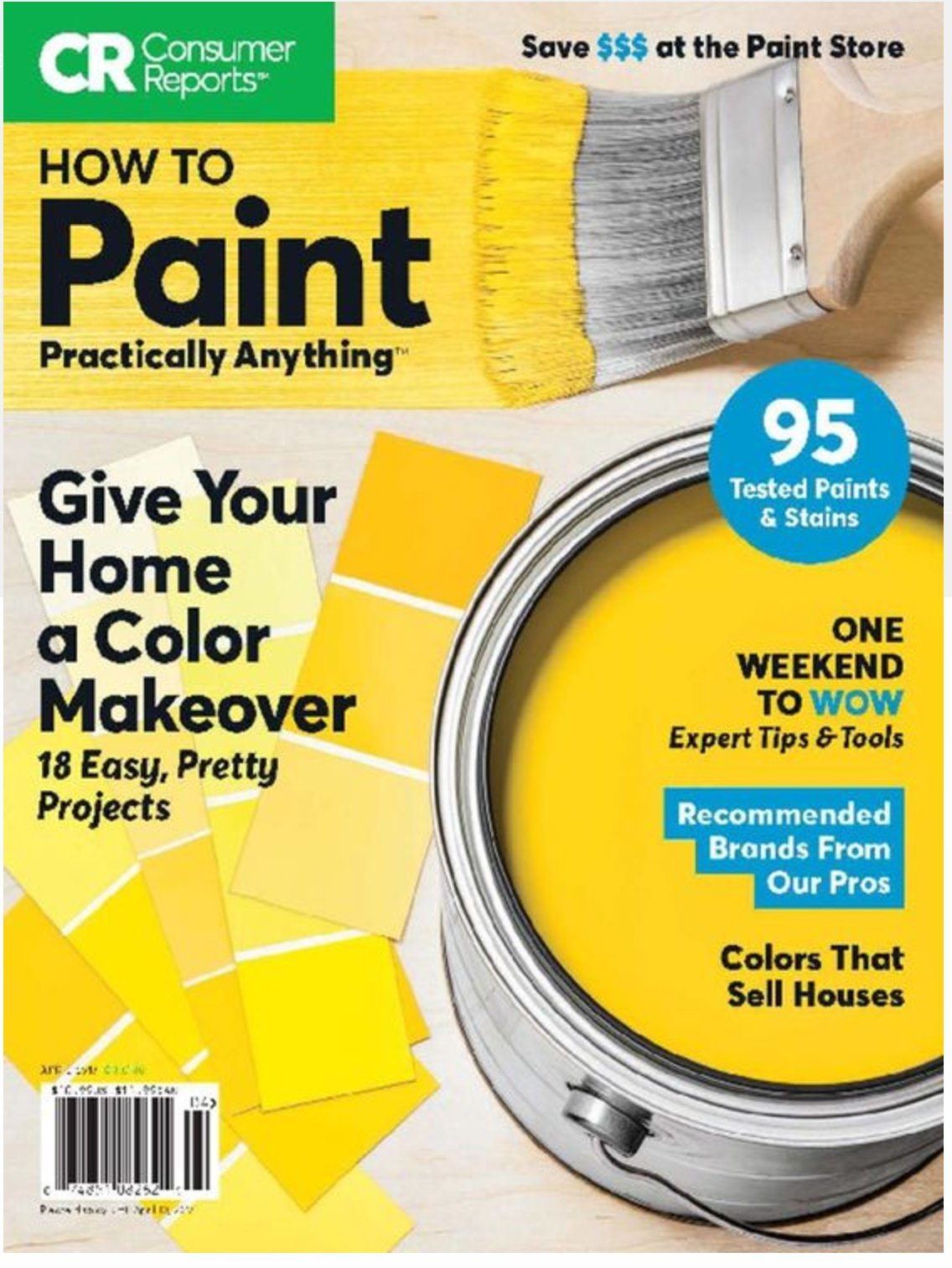 Consumer Reports How to Paint Practically Anything April 2017 pdf