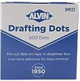 Alvin DM123 绘制圆点 Null 1包 DM123