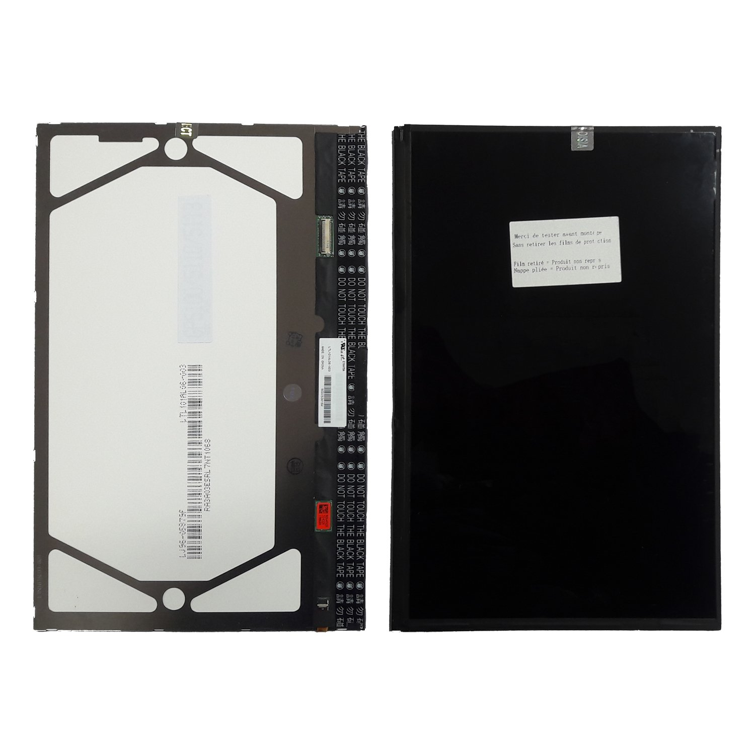 Visiodirect/® Ecran Dalle LCD pour Samsung Galaxy Tab 4 10.1 T530 T531 T533 T535
