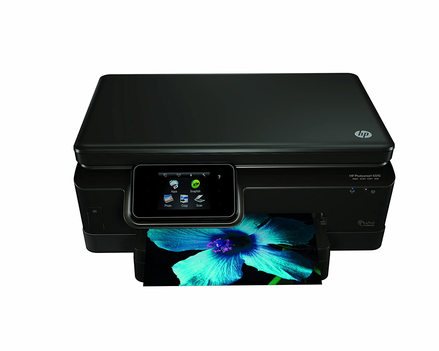 HP Photosmart 6510 e-All-in-One Color Printer: Amazon.in: Computers &  Accessories