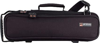 Protec A308 - Estuche para flauta travesera, color negro: Amazon.es: Instrumentos musicales