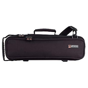 Protec A308 - Estuche para flauta travesera, color negro ...
