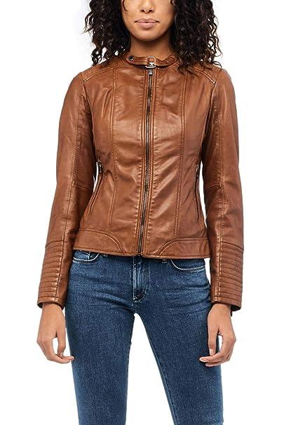 Salsa Jeans Manhattan Chaqueta para Mujer: Amazon.es: Ropa y ...