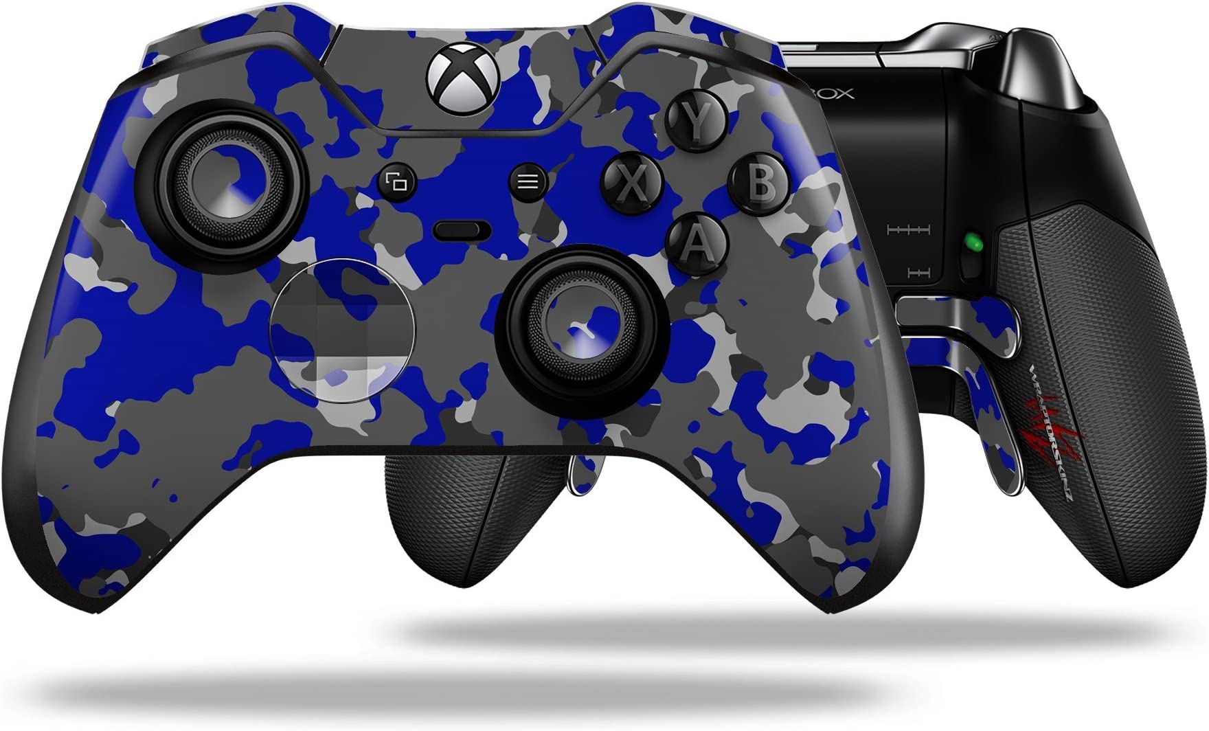 Amazon.com: WraptorCamo Old School Camouflage Camo Blue ...