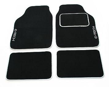 Auto Fußboden Teppich ~ Auto inpart echtem e marken tailored strapazierfähig schwarz super