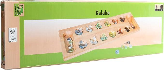 Natural Games Kalaha Spiel