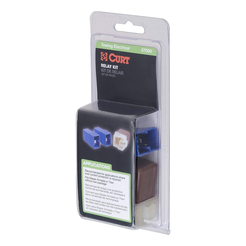 Curt 57000 OE Relay Kit