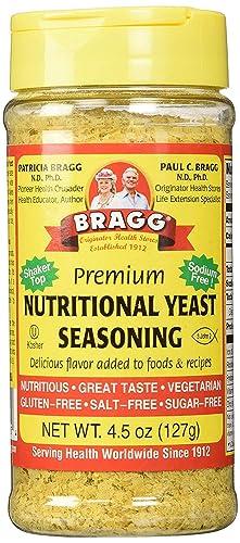 Bragg's Organic Kitchen Variety Pack: Bragg Organic Liquid Aminos 16 oz +  Bragg's Sprinkle Seasoning Blend - 24 Herb & Spices, 1 5 Oz + Bragg's