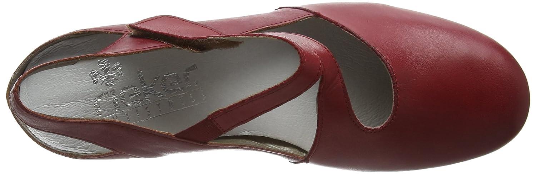 Rieker Damen 41779 Slingback Slingback Slingback Rot (Rosso/Rosso / 33) 2f433b