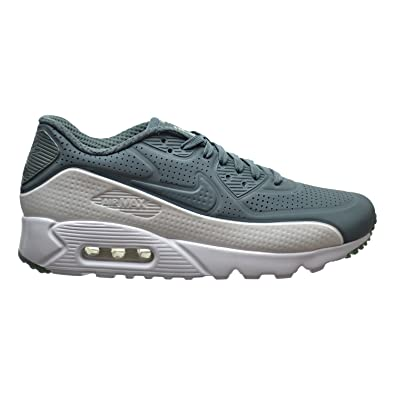 Nike Air Max 90 Ultra Moire Men's Shoes Hasta/White 819477-302 (9