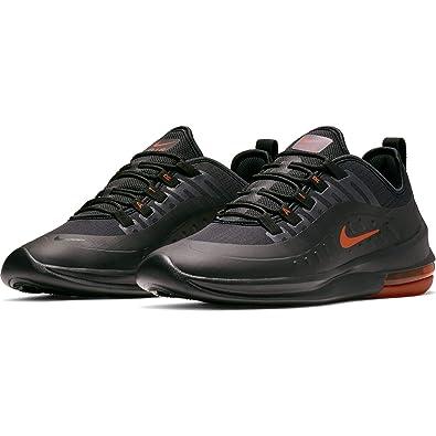best sneakers 0dc29 c2f2d Nike Men s Air Max Axis Premium Sneakers, Black University Red (US ...