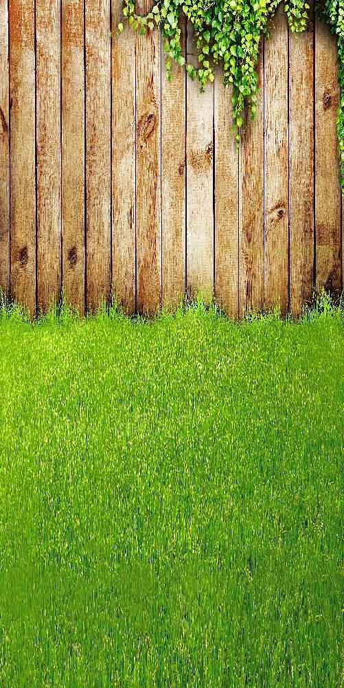 GladsBuy素敵な庭園10 ' x 20 'デジタル印刷写真バックドロップNatureテーマ背景yha-046   B073G4VM8L