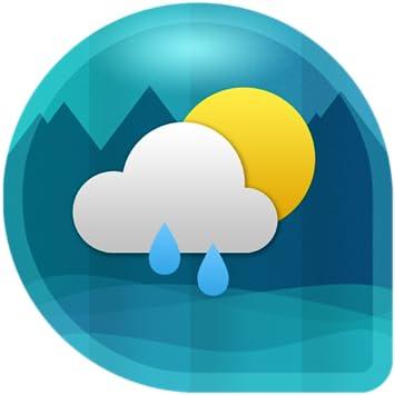 Weather & Clock Widget